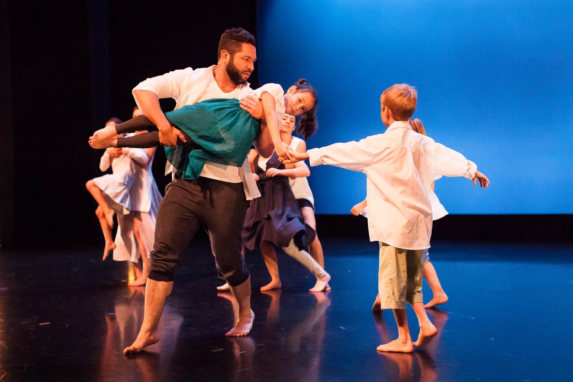 dance production essay
